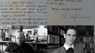 Da Villy Sørensen døde i 2001 fik Anders Gantriis alle sine breve tilbage. Dermed har han hele brevvekslingen intakt.