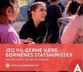 Screenshot fra Socialdemokratiets pjece.