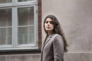 Formand for Danske Studerendes Fællesråd Sana Mahin Doost opfordrer til, at der bliver bygget flere ungdomsboliger.