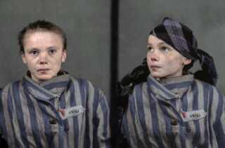 Marina Amaral har farvelagt en lang række billeder for Auschwitz Museum, hvor hun har givet nyt liv til billeder af fangerne i udryddelseslejren Auschwitz og andre koncentrationslejre. Blandt billederne er dette af den 14-årige Czeslawa Kwoka.