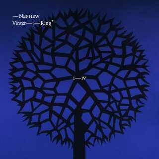 Coveret til 'Vinter-i-ring', der indeholder tre nye sange fra Nephew