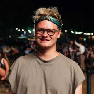 Nick Hvidtfeldt er 26 år og har efter i aften oplevet Britney Spears live seks gange.