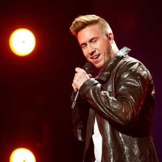 Nick Jones fortæller, at han i næste uge vil vise, hvad han kan vokalmæssigt og mindre, hvad han står for som showman.