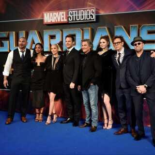 Skuespillerne i 'Guardians of the Galaxy'-filmene gav deres fulde opbakning til filminstruktøren James Gunn, efter han blev fyret af Disney.