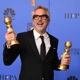 Den mexicanske instruktør Alfonso Cuarón vandt hele to statuetter søndag aften for sin film 'Roma'. Tidligere har han modtaget både en Golden Globe og en Oscar for filmen 'Gravity'.