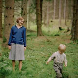 Forfatteren Astrid Lindgren blev født i 1907 og døde som 94-årig i 2002.