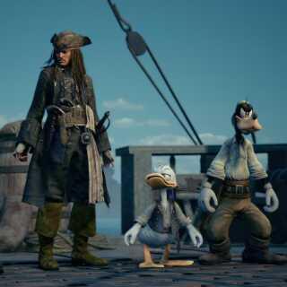 Udover 'Pirates of the Caribbean' foregår 'Kingdom Hearts III' blandt andet i Hundredemeterskoven fra 'Peter Plys', Olympen fra 'Hercules' og Monstropolis fra 'Monsters Inc.'.
