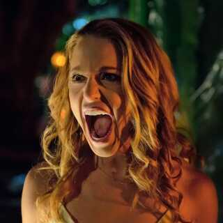 Jessica Rothe i 'Happy Death Day'.