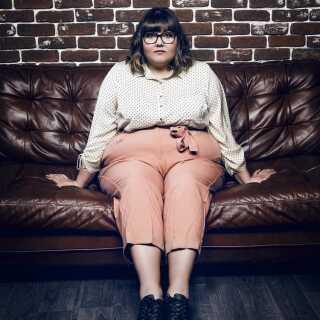 Sofie Hagen har blandt andet optrådt på BBC Radio 1 og Comedy Central.