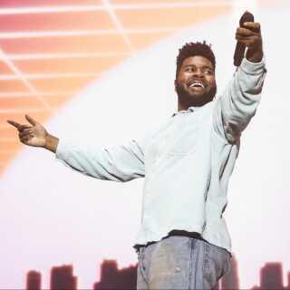 Khalid har udgivet musik sammen med store navne som Billie Eilish, Calvin Harris, John Mayer og Shawn Mendes. Torsdag havde han et begejstret publikum med på kor på Northside.
