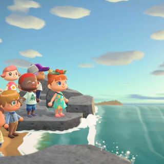 'Animal Crossing: New Horizons' udkommer 20. marts 2020.