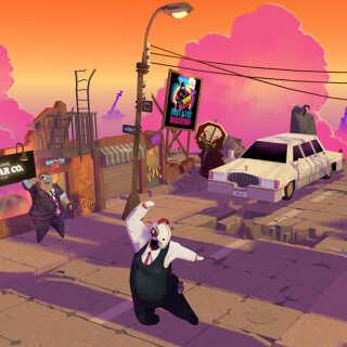 Det danske spil 'Felix The Reaper' bliver nu en del af Microsofts 'Xbox Game Pass'-portefølje.