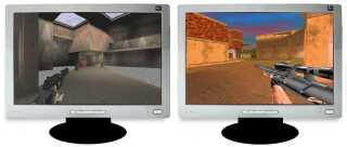 'Navy Seals Quake' fra 1997 (tv) og 'Action Quake 2' fra 1998.