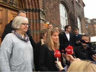 Christina Krzyrosiak Hansen er byens absolut største stemmesluger med 5.494 personlige stemmer.
