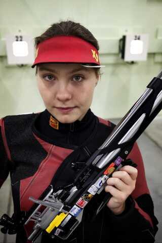Stephanie Grundsøe snuppede to VM-sølvmedaljer ved det seneste hold VM. Med på holdet var også Rikke Mæng og Stine Nielsen.
