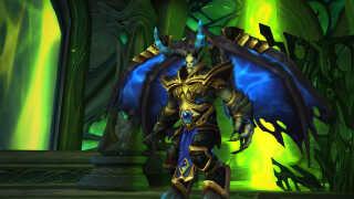 """World of Warcraft var tidligere et af verdens største onlinespil, med over 12 millioner månedlige betalere i oktober 2010 (""""The Inexorable Decline of World of Warcraft"""", Time, red)."""