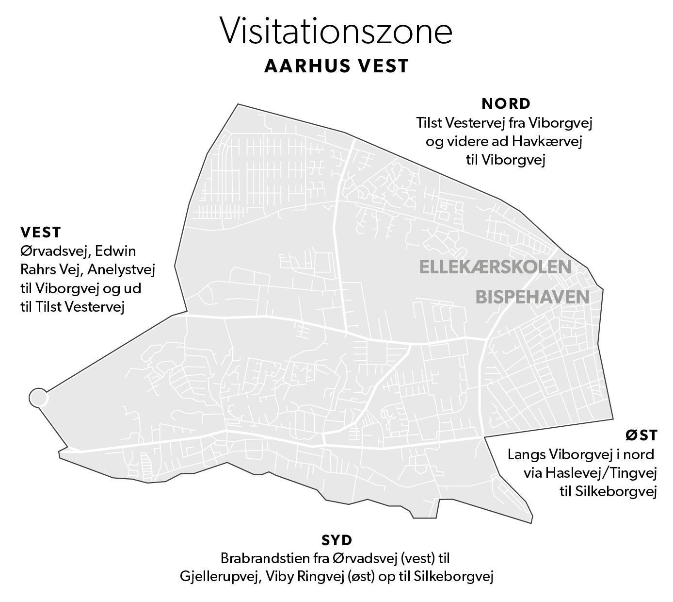 Politiet mener, at visitationszonen i Aarhus Vest var en vigtig brik i den samlede indsats mod bandeuroen.
