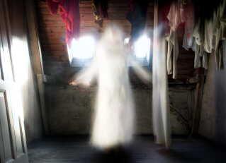 En tredjedel af danskerne tror på spøgelser.