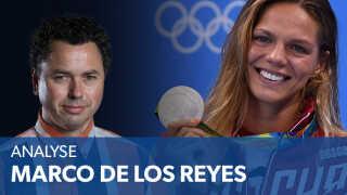 Den tidligere dopingdømte russer Yulia Efimova vandt OL-sølv i 100 meter brystsvømning. I nat er hun med i finalen på den dobbelte distance, hvor Rikke Møller Pedersen er en af konkurrenterne.