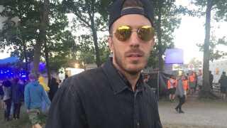 Ligesom Le Gammeltoft glæder Jay sig til tyske Nils Frahm lørdag på Avalon.