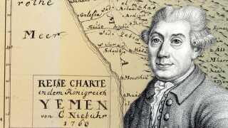 Vandbæreren Niebuhr blev en af Danmarks største opdagelsesrejsende | Historie | DR