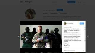 Forud for angrebet delte Oscar Perez en video på Instagram, hvor han forklarede, at han var en del af en koalition, der var imod Venezuelas regering.