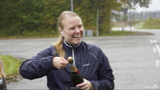 En glad Dorthe Mortensen håber, at The Back To Life Project kan inspirere til at tænke anderledes i det offentlige.
