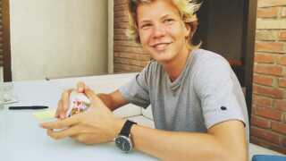Mathias Baadsgaard-Lund døde af smitsom meningitis 4. januar 2016, da han var 16 år gammel.