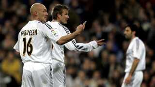 Thomas Gravesen skiftede til Real Madrid, mens stjerner som Luis Figo, Zinedine Zidane og David Beckham.