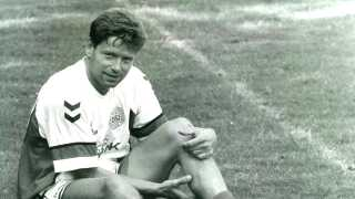 John Sivebæk er en af få spillere, som både havde fornøjelsen af VM i 1986 og EM i 1992.