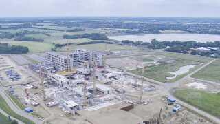 Neurologi bliver fastholdt på det kommende supersygehus i Gødstrup i Hospitalsenheden Vest.