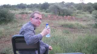 Sydafrika er et af Henrik Jeppesens yndlingslande, og det blandt andet på grund af safari.