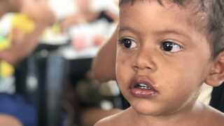 Der er ikke plads i de brasilianske flygtningelejre til den store tilstrømning fra Venezuela.