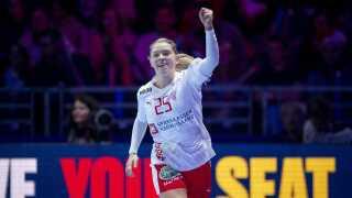 På en dårlig dansk dag var Trine Østergaard et af lyspunkterne.