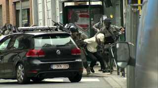 Molenbeek nær Bruxelles bliver ofte nævnt i forbindelse med mistænkte for terrorangreb. En af de hovedsmistænkte for et angreb i Paris i november 2015 blev blandt andet anholdt her.