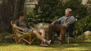 Timothée Chalamet og Steve Carell spiller far og søn i misbrugsdramaet 'Beautiful Boy'.