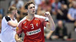 Niclas Kirkeløkke missede VM på grund af en skade, som han fik kort før slutrunden.