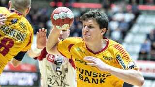 Lasse Møller spiller til daglig i GOG.