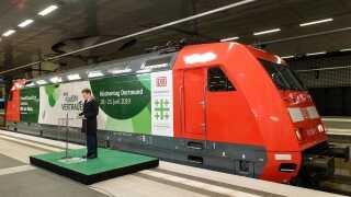 Hos den tyske statsbane, Deutsche Bahn, forventer man snart at mangle arbejdskraft.