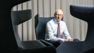 Lars Fruergaard Jørgensen er topchef i Novo Nordisk.