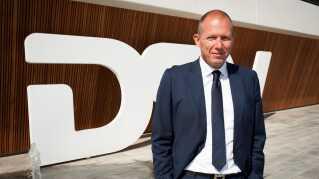 Jens Bjørn Andersen er topchef i DSV.