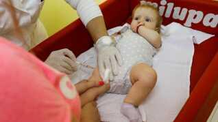 Det danske børnevaccinationsprogram giver beskyttelse mod flere typer af infektioner, som skyldes bakterier.