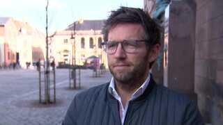 Jesper Vangkilde, kommunikationschef hos Google i Danmark. Det er Google, der ejer Youtube.