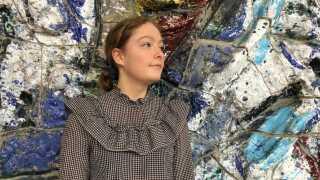 Emma Fladkjær, 18 år, 3.Q.
