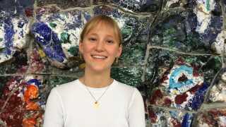 Karoline Madsen, 19 år, 3.C