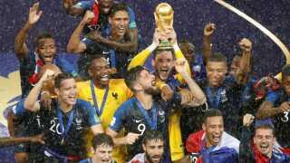 Det franske landshold kan sandsynligvis se frem til skærpet konkurrence ved VM i 2022.