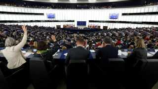 De danske vælgere skal til europaparlamentsvalg søndag den 26. maj.