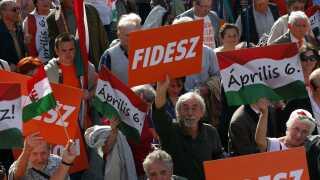Fidesz vandt en storsejr ved det seneste parlamentsvalg i Ungarn.