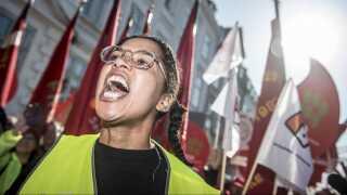 Den danske model bygger på, at arbejdsmarkedets parter sammen kan nå til enighed om blandt andet løn. Hvis parterne ikke når til enighed, kan arbejdstagerne vælge at strejke.