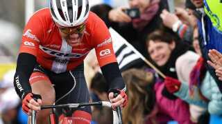 (ARKIV) Mads Pedersen er umiddelbart det bedste danske bud på et topresultat i Flandern Rundt.